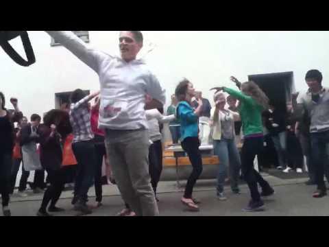 BFA DANCE OFF: Yearbook class