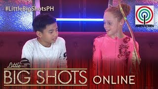 Little Big Shots Philippines Online: Bella | Foot Archer from Pennsylvania