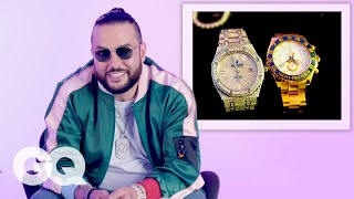 Belly Shows Off His Insane Jewelry Collection   On the Rocks   GQ