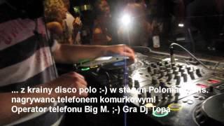 w starym Polonia-Palais - z krainy disco polo
