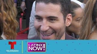 Latinx Now! | Miguel Ángel Silvestre se mueve a ritmo latino | Telemundo