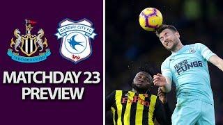 Newcastle v. Cardiff City | PREMIER LEAGUE MATCH PREVIEW | 1/19/19 | NBC Sports