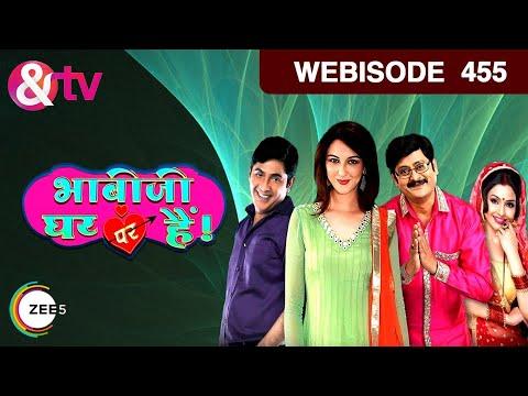 Bhabi Ji Ghar Par Hain - भाबीजी घर पर हैं - Episode 455  - November 24, 2016 - Webisode