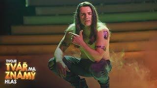 Jan Kopečný jako Red Hot Chilli Peppers
