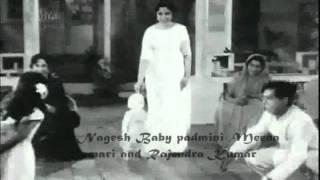 juhi ki kali meri ladli..Suman Kalyanpur-Shailendra- Shankar Jaikishan -Dil ek  mandir