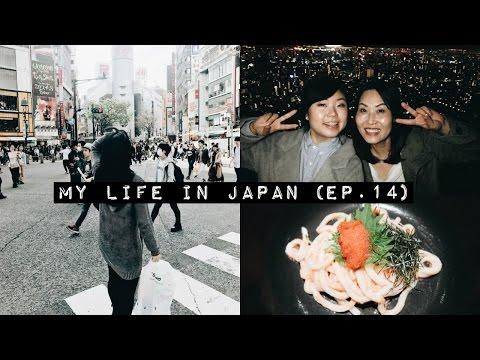 My Mom Arrived In Japan! ✈️| Japan Vlog (Ep.14)
