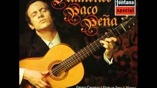 Spanish guitar:Paco Pena - 'La Lola' Rumba Flamenca