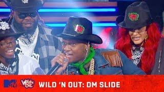 Wild 'N Out Cast & Matt Triplett Show You How to Slide Into the DMs 🎶 | Wild