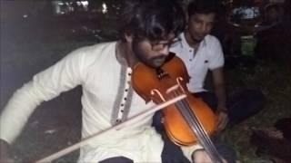 ki jadu korila violin cover by Sujon