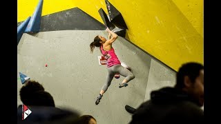 French Bouldering Championship 2018 - Finals