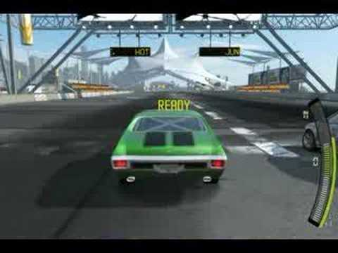 Need for speed Pro street Drift and drag