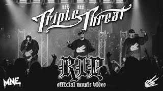 Triple Threat - R.I.P. Official Music Video (Twiztid - Blaze Ya Dead Homie - MNE)
