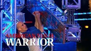 David Campbell at the 2014 Venice City Finals | American Ninja Warrior