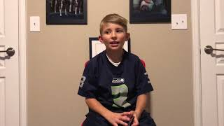 Cooper suffers from Kawasaki Disease and picks MNF games