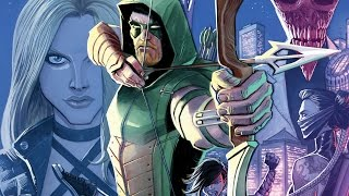 The Life and Death of Oliver Queen (DC Rebirth: Green Arrow Rebirth Vol 1)