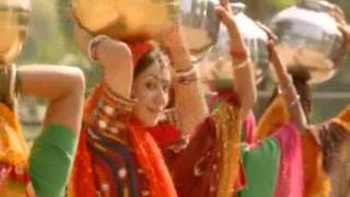 Relaunch of folk song mero gaam kathapare from d movie manthan with Sunidhi Chauhan.flv