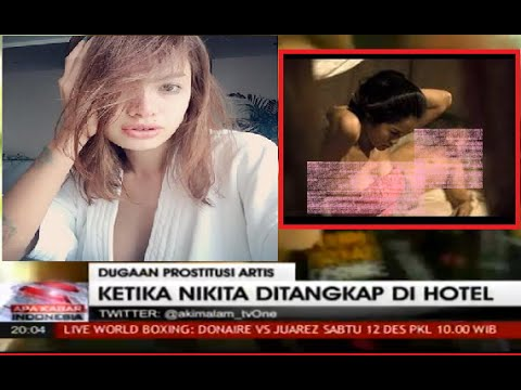 FULL Penggerebekan Nikita Mirzani Dan PR Oleh Polisi Saat DiHotel ~ Berita Hari Ini 12 Desember 2015