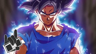 Dragon Ball Super - Ultimate Battle/Ultra instinct | Instrumental Epic Rock COVER
