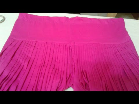Xxx Mp4 New Method To Add Plates In Salwar And Panjabi Salwar Cutting And Stitching Very Easy 3gp Sex