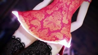 【MMD】 Killer Lady ハク ルカ ミク Haku Luka Miku China Dress 【60fps1080P】