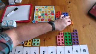 Maths Games - Sankes and Ladders