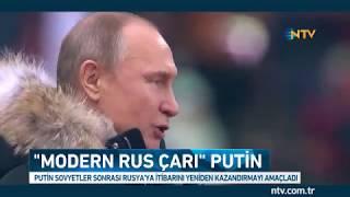 ''Modern Rus Çarı'' Putin... (4. kez Rusya'nın Devlet Başkanı seçildi)