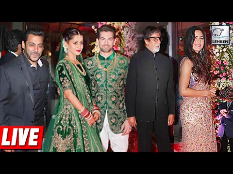 Xxx Mp4 Neil Nitin Mukesh Star Studded Wedding Reception Katrina Kaif Salman Khan Amitabh Bachchan 3gp Sex