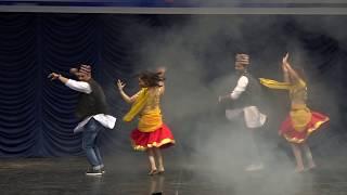 KUTU KUTU। CULTURAL BEST DANCE IN NEPALI SONG।STAGE DANCE