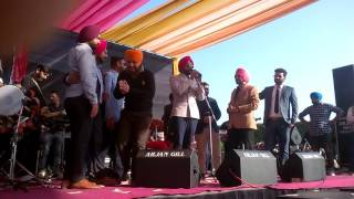 Tarsem Jassar | Ammy Virk Live | Funny movement on Marrige Show