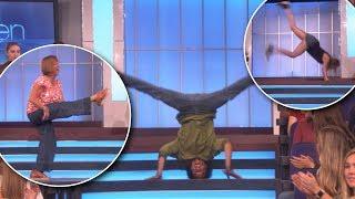 Ellen Looks Back at Some of Her Favorite Audience Dancers
