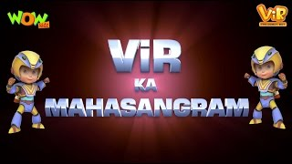 Vir Ka Mahasangram 2 - Movie Promo - Vir - Live in India
