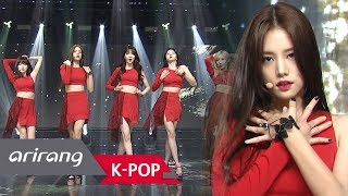 [Simply K-Pop] LABOUM(라붐) _ Between Us(체온) _ Ep.325 _ 081718