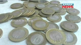Exclusive Report: Bank Refuses To Accept Rs.10 Coins