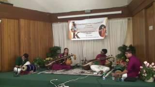 SR Fine Arts - Veena Duet (Guhan - Arthi) - July 16, 2016