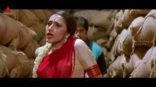 Nagarjuna,Sakhi Sivanand Romantic Scene || Sitaramaraju Movie || Harikrishna,Nagarjuna