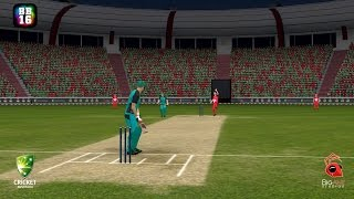 Big Bash 2016 (by Cricket Australia) Android Gameplay [HD]