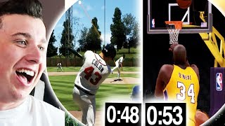 Can Bartolo Colon Hit A Home Run Before Shaquille ONeal Can Make A Half Court Shot?