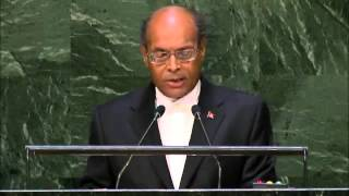 UN Live United Nations Web TV   General Assembly   Tunisia, General Debate, 69th Session mp4