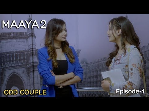 Xxx Mp4 Maaya 2 Season 2 Episode 1 Odd Couple A Web Original By Vikram Bhatt 3gp Sex
