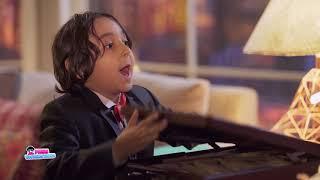 الطفل ادم يكتشف مبلغ مالي ضخم مزور في برنامج شيماء سيف الجديد !