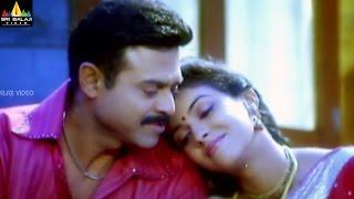 Gharshana Movie Love & Drama Scenes Back to Back | Venkatesh, Asin | Sri Balaji Video
