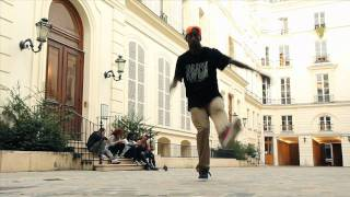 Kapela (Serial Stepperz) Bboy Tutorial Part 1/4 | TOPROCK in Paris
