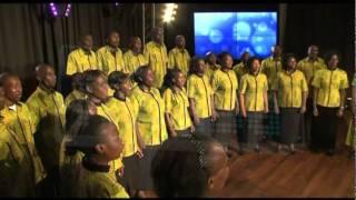 NHIF Choir performing 'A Kisii Folk Song' on THE KWAYA