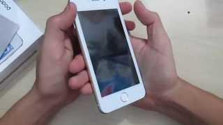Trên tay Dopod Ip6 kiểu dáng giống Iphone 6