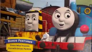 Thomas and Friends Home Media Reviews Episode 101 - Whale of a Tale