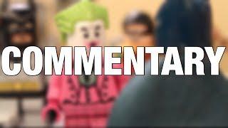 Lego Batman- Time Travel COMMENTARY