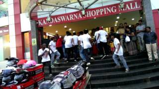 Nakka mukka flash mob ABCD dance studio