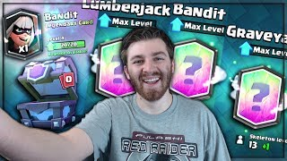 TRIPLE MAXED LEGENDARIES & SUPER MAGICAL OPENING! | Clash Royale | LEGENDARY SUPER MAGICAL HUNT!!