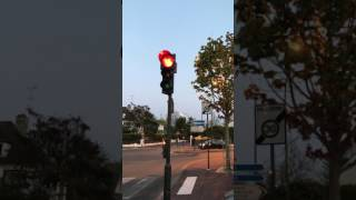 Paris Red singnal