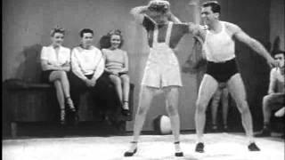 Women Self Defense - 1947